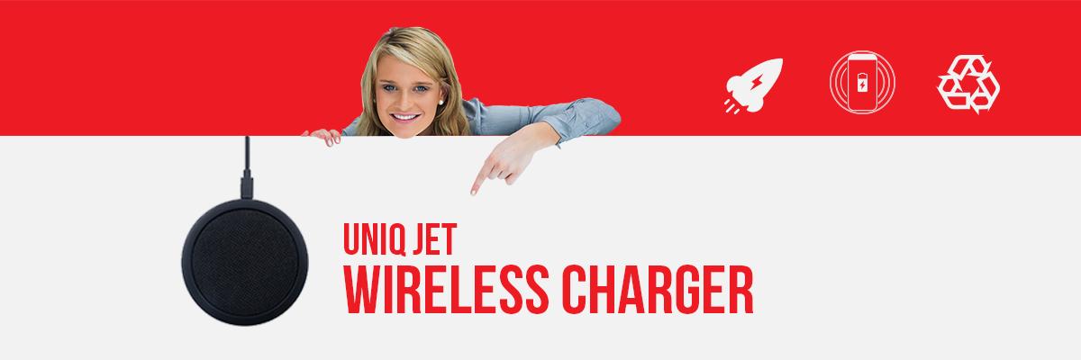 UNIQ JET Wireless Charger