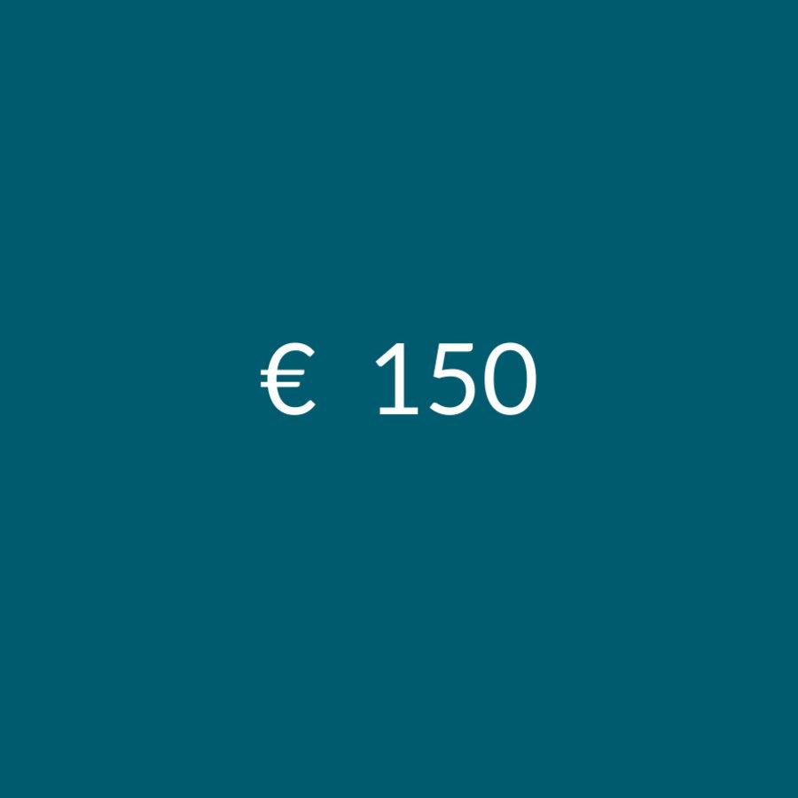€ 150