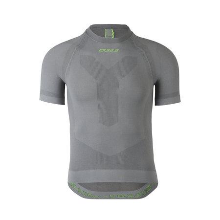 Q36.5 Intimo 2 Base Layer Short sleeve Titanium Medium/Large