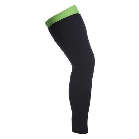 Q36.5 Leg Warmers Woolf Black