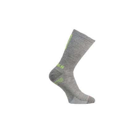 Q36.5 Compression Socks Wool Grey