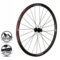 Vision Wielset Team 30 Comp Grijs Clincher Shimano