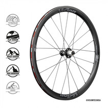 Vision Wielset Metron 40 SL Grijs Clincher Shimano