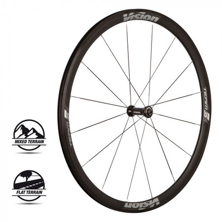 Vision Vision Wheelset Team 35 Comp SL Clincher Shimano