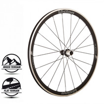 Vision Wheelset Trimax 35 Aluminum Grey Shimano