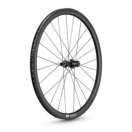 DT Swiss DT Swiss Wielset PRC 1400 Velgremmen SPLINE® 35 Carbon