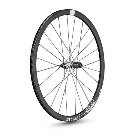 DT Swiss DT Swiss Wheelset PR 1600 SPLINE® 32 Disc brakes Black (TA12/100-142)