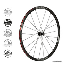Vision Wielset Trimax 30 DB-CL Clincher Shimano