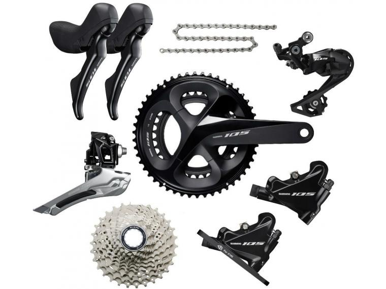 R7020 Disc groupset