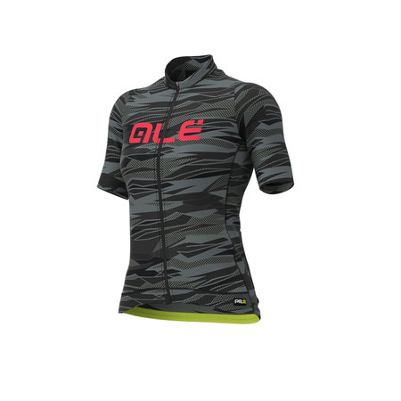ALE Ale Donna SS Jersey Graphics PRR Rock