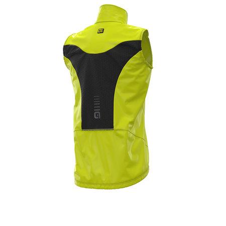 ALE Ale Gilet Guscio Light Pack Yellow