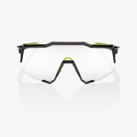100% 100% SPEEDCRAFT® Gloss Black Photochromic Lens