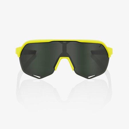 100% 100% S2 - Soft Tact Banana - Grijs Groene Lens