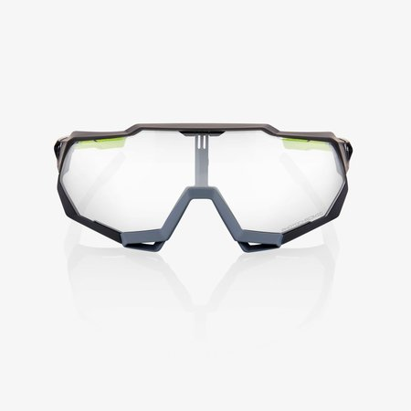 100% 100% SPEEDTRAP® Soft Tact Cool Grey Photochromic Lens