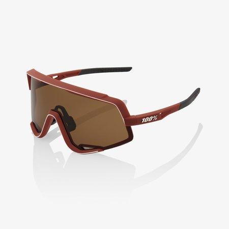 100% 100% GLENDALE® Soft Tact Bordeaux Soft Bronze Lens