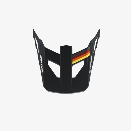 100% 100% MTB STATUS Youth Replacement Visor