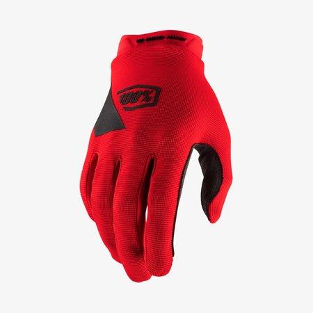 100% 100% Cycling Gloves MTB Ridecamp
