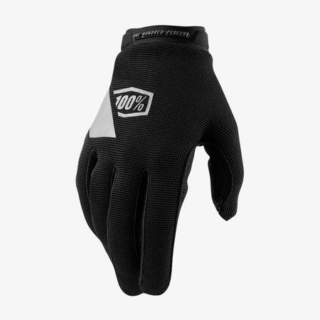 100% 100% Cycling Gloves MTB Ridecamp Women Black