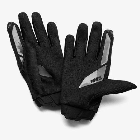 100% 100% Fietshandschoenen MTB Ridecamp Dames Zwart
