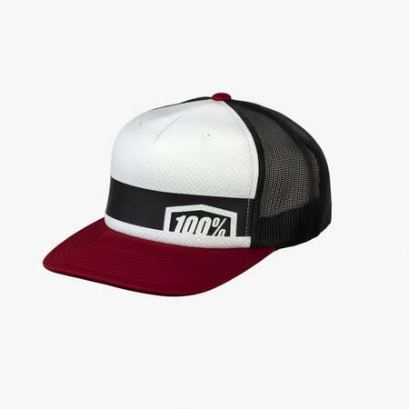 100% 100% QUEST Trucker Brick Hats