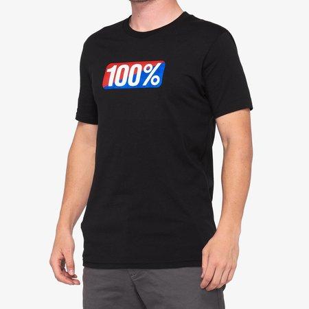 100% 100% OLD SCHOOL T-Shirt