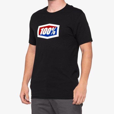 100% 100% Official T-Shirt