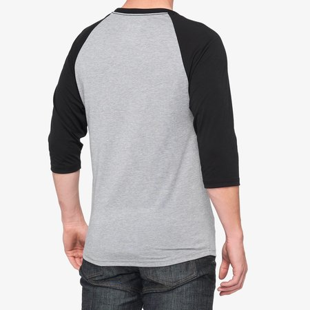 100% 100% T-shirt ESSENTIAL 3/4 Sleeve Tech