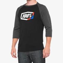T-Shirt STRIPES 3/4 Sleeve Tech