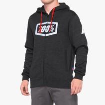 SYNDICATE Zip Hooded Sweatshirt