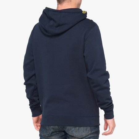 100% 100%  PULSE Hooded Pullover Sweatshirt