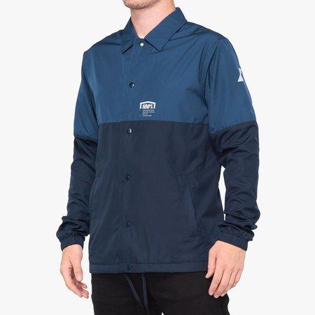 100% 100%  ASCOTT Coaches Jacket