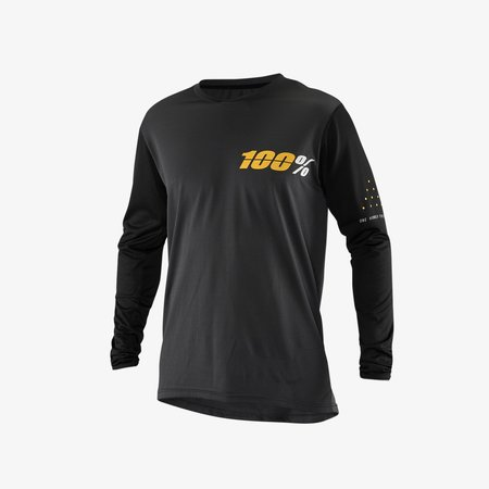 100% 100%  RIDECAMP Jersey Long Sleeve