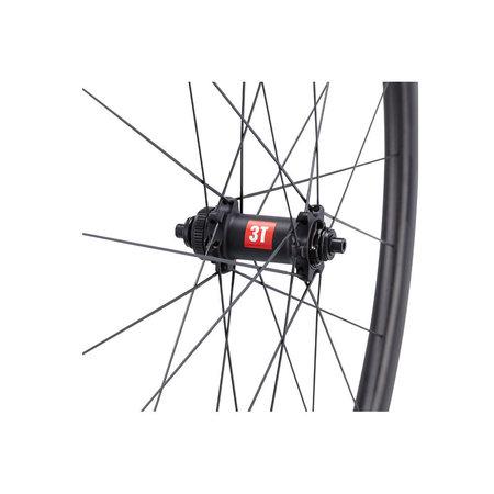 3T 3T Wheelset Discus C35 Team Stealth Shim