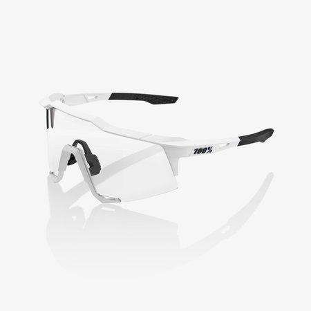 100% 100% SPEEDCRAFT - Off White - HiPER Red Multilaser Mirror Lens (Incl. Clear Lens)