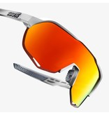 100% 100% S2® Soft Tact Off White HiPER® Red Multilayer Mirror Lens + Clear Lens Included