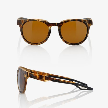 100% 100%  CAMPO Soft Tact Havana Bronze - PEAKPOLAR Lens