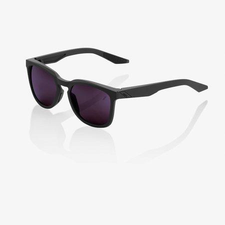 100% 100%  HUDSON Soft Tact Midnight Mauve - Purple Lens