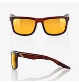 100% 100%  BLAKE Soft Tact Rootbeer - Flash Gold Lens