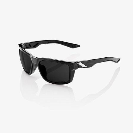 100% 100%  DAZE Polished Black - Grey PEAKPOLAR Lens