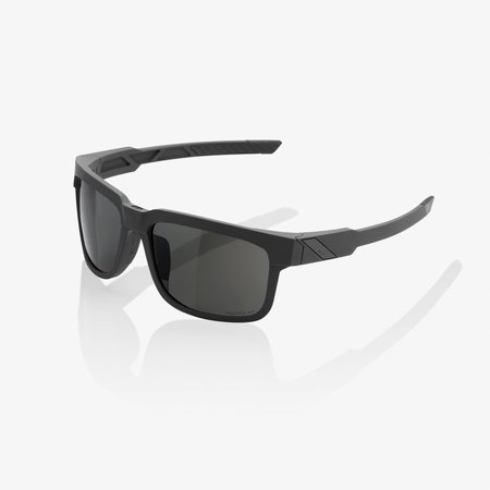 100% 100%  TYPE-S Soft Tact Slate - Grey PeakPolar Lens