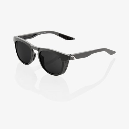 100% 100%  SLENT Soft Tact Cool Grey - Smoke Lens
