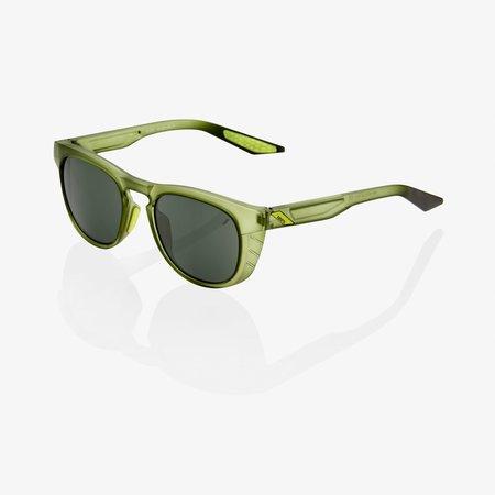 100% 100%  SLENT Olive Slate - Grey Green Lens