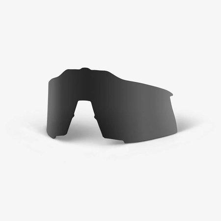 100% 100%  SPEEDCRAFT Replacement Lens Black Mirror