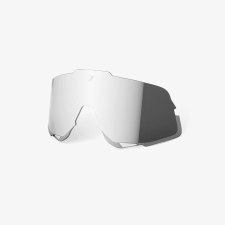100% 100% GLENDALE Replacement Lens - HiPER® Silver Mirror