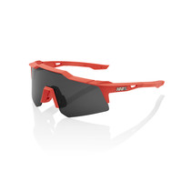 SPEEDCRAFT XS - Soft Tact Coral - Smoke Lens (Incl. Clear Lens)