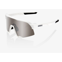 S3® Matte White HiPER® Silver Mirror Lens + Clear Lens Included