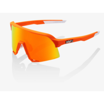 S3® Neon Orange HiPER® Red Multilayer Mirror Lens + Clear Lens Included