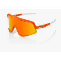 GLENDALE® Neon Orange HiPER® Red Multilayer Mirror Lens
