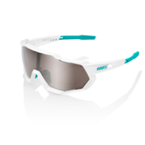 SPEEDTRAP® SE BORA - hansgrohe Team White HiPER® Silver Mirror Lens + Clear Lens Included