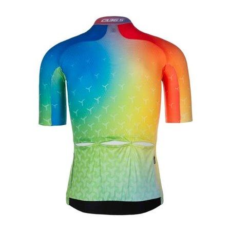 Q36.5 Q36.5 Jersey Short Sleeve R2 Good Vibes Multicolor